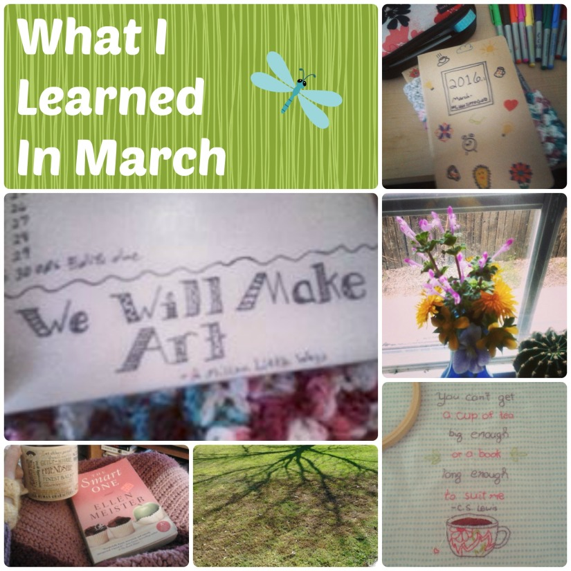 What-I-Learned-In-March