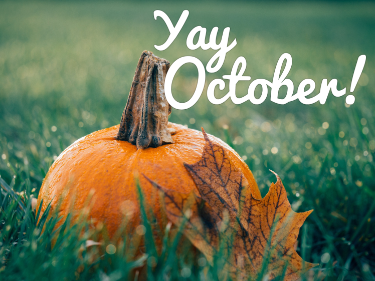 An Ode to October